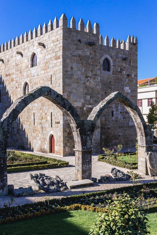 Braga in Portugal royalty-vrije stock afbeelding