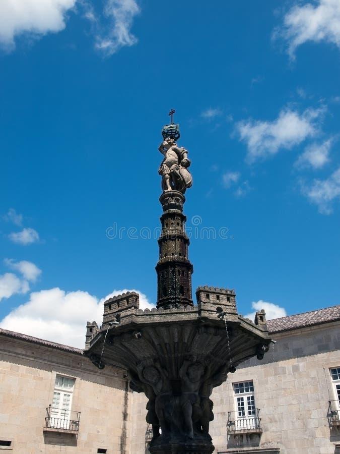 Braga-Portugal fotos de archivo