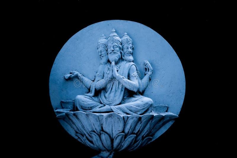 Brahma the Creator stock photos