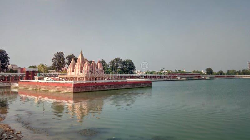 Brahma Sarovar zdjęcia stock
