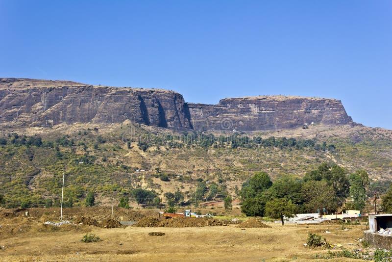Brahmagiri wzgórza zdjęcie stock