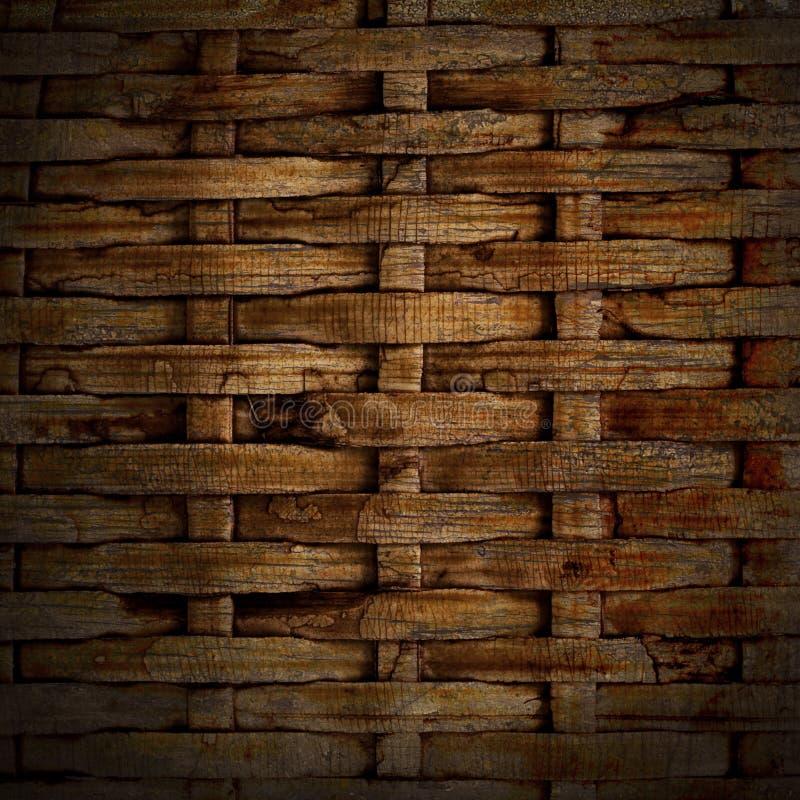 Braided Straw Stock Image