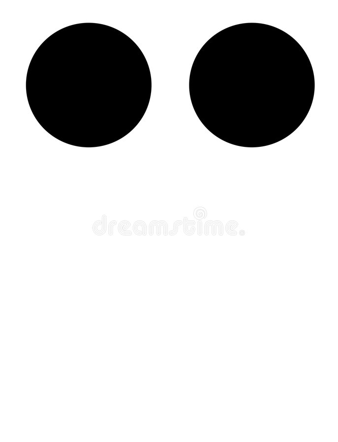 braille c vektor illustrationer
