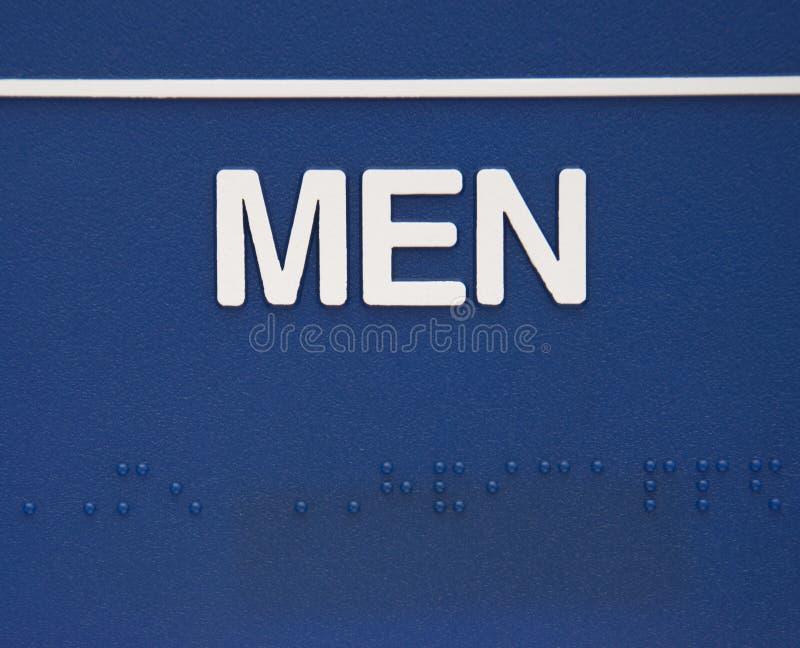 braille mantecken royaltyfri foto