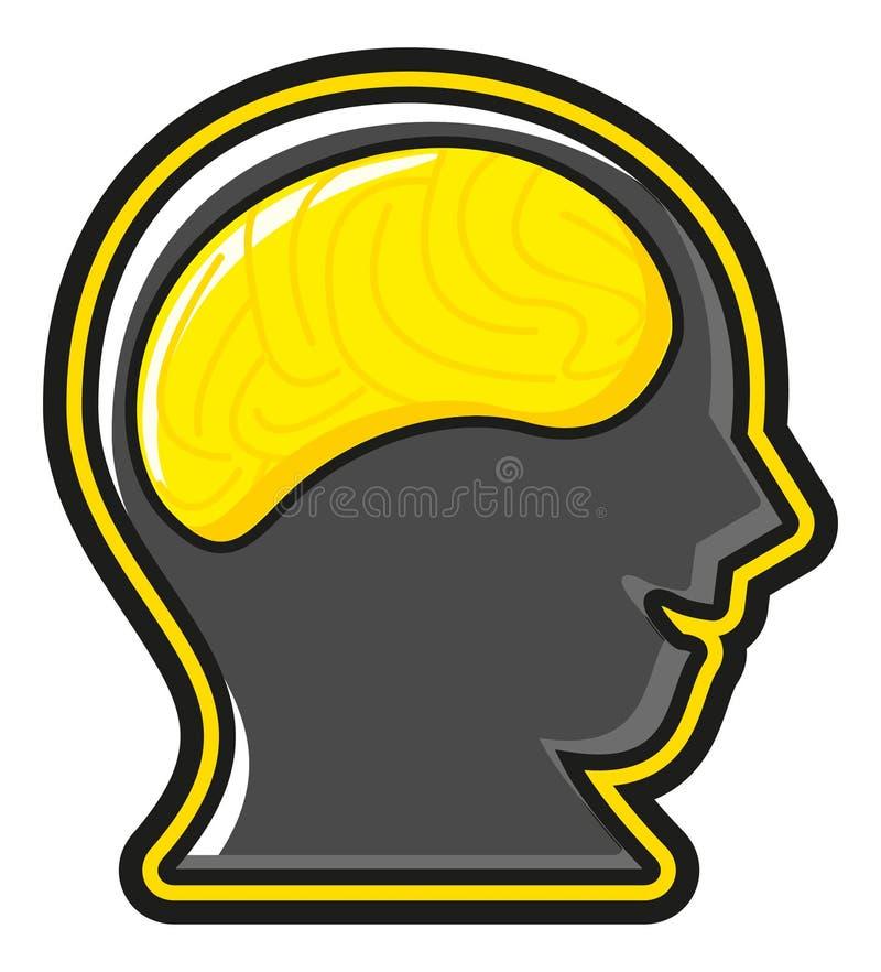 Free Brain Royalty Free Stock Photos - 21662618