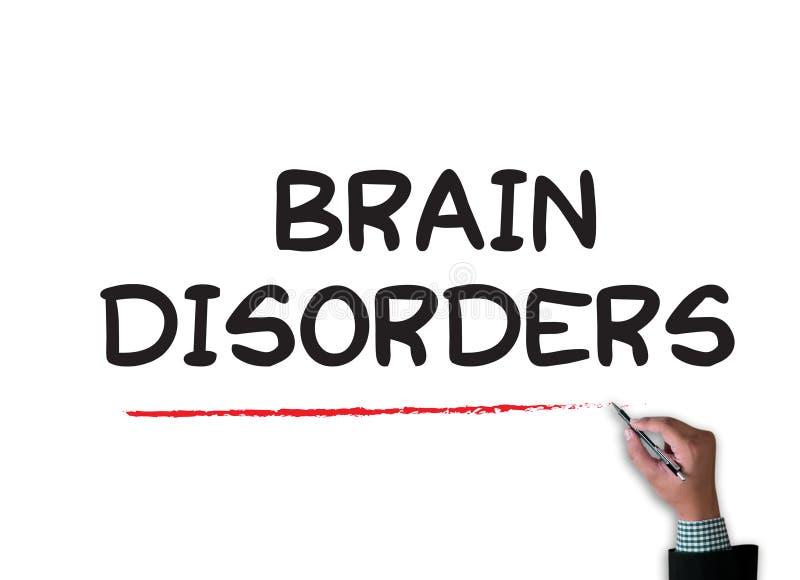 Brain Disorders foto de stock