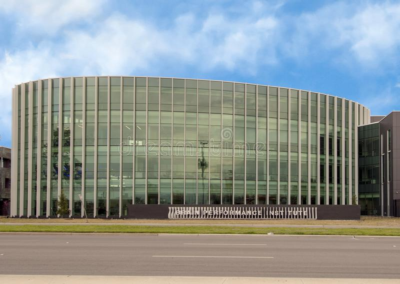 Brain Performance Institute, Dallas, le Texas photographie stock libre de droits