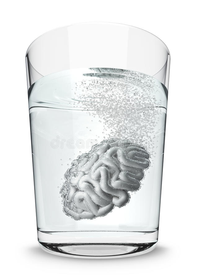 Download Brain Seltzer Stock Images - Image: 21185794