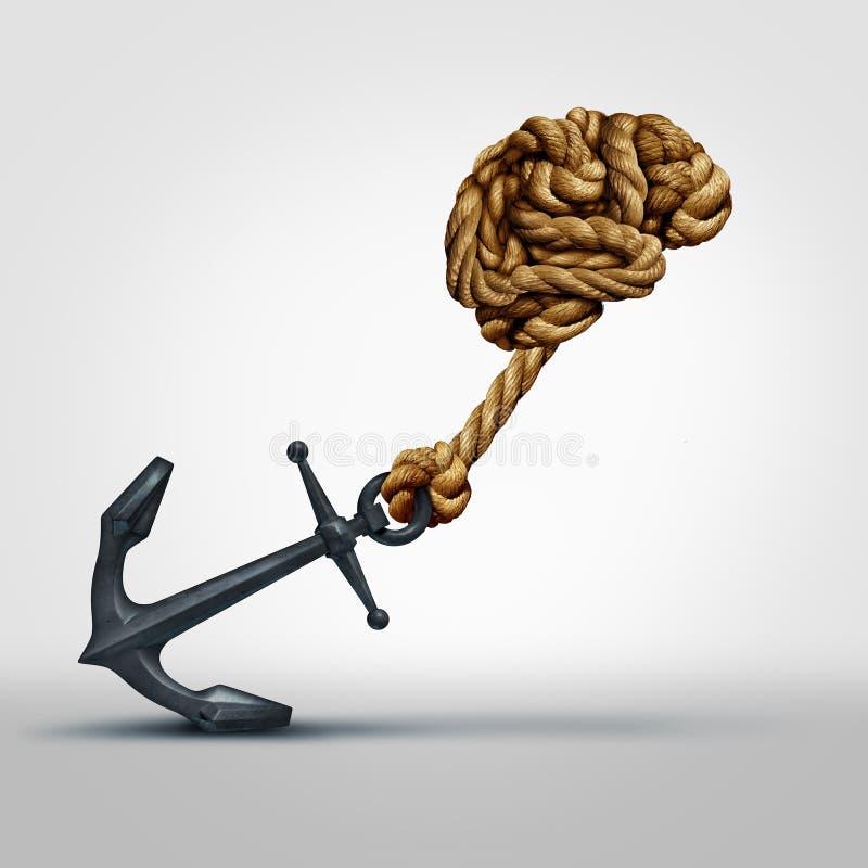 Brain Strength stock de ilustración
