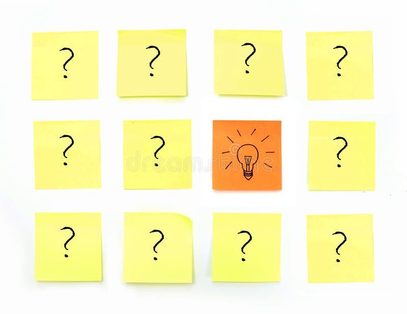 Brainstorming Stock Foto's