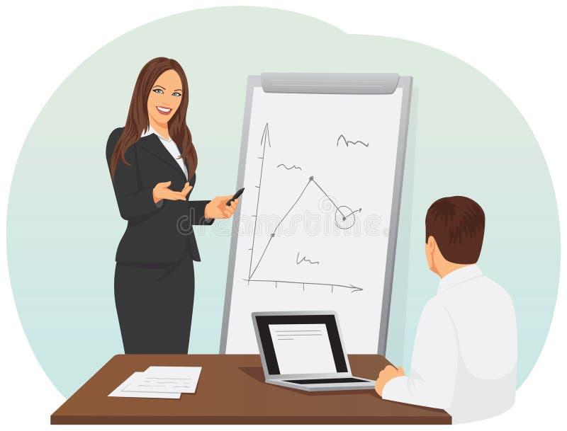 brainstorming illustration stock