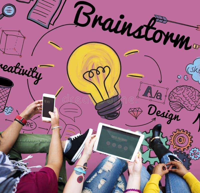 Brainstorming analizy Planistyczny udzielenie Spotyka pojęcie ilustracji