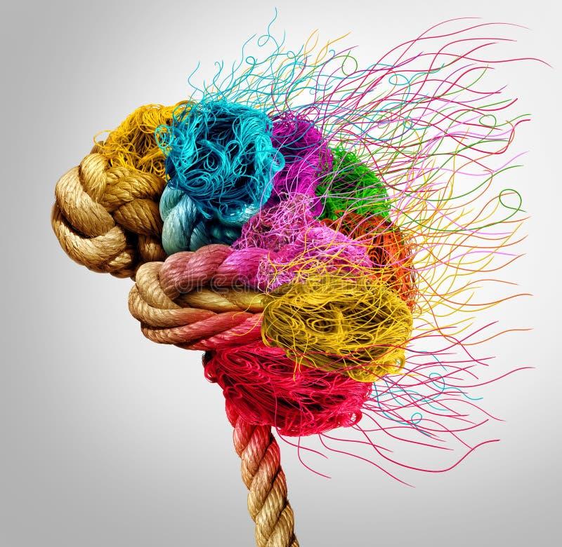 Brainstorming i brainstorm twórczość ilustracji