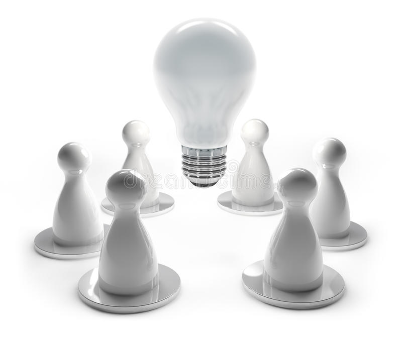 Download Brainstorming Royalty Free Stock Photos - Image: 36947168