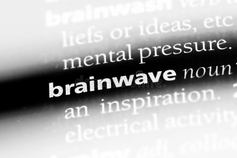 brainwave fotografia royalty free