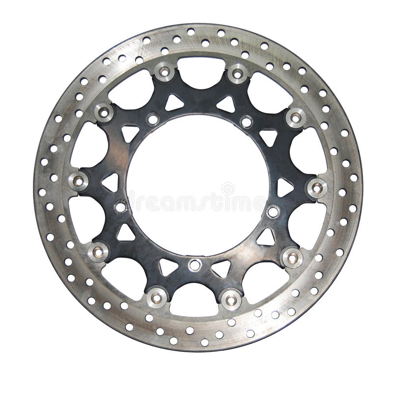 Download Brake disk stock image. Image of motorbike, close, disc - 17461207