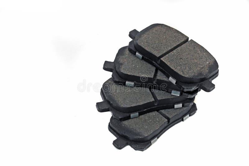 Download Brake Pads stock image. Image of automotive, white, metal - 12901831