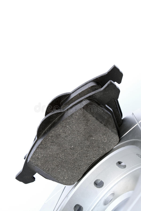 Download Brake pads stock image. Image of disc, isolated, brake - 20631497