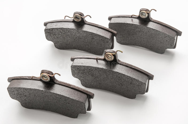 Download Brake pads stock image. Image of white, spare, mechanic - 38533139