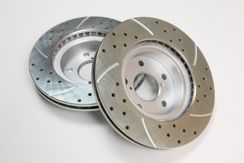 Brake Rotors royalty free stock image
