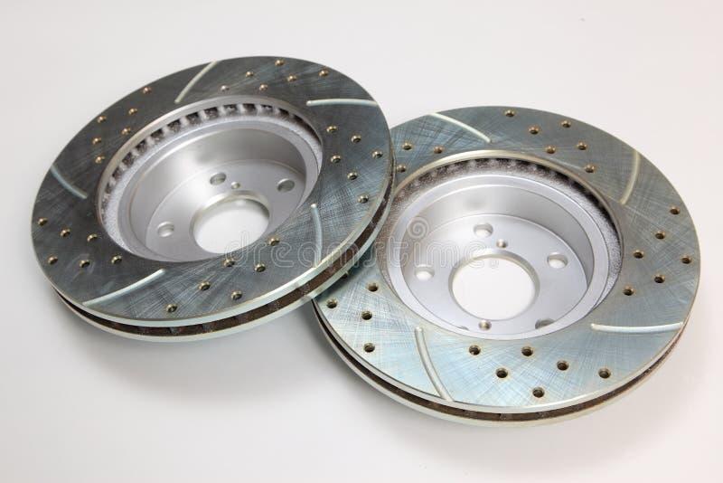 Brake Rotors royalty free stock photo