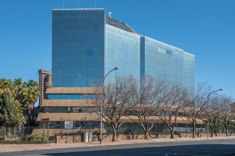 Bram Fischer Building στο Bloemfontein στοκ φωτογραφία με δικαίωμα ελεύθερης χρήσης