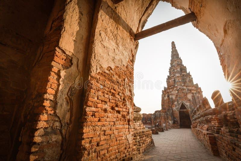 Brama świątynia zdjęcia royalty free