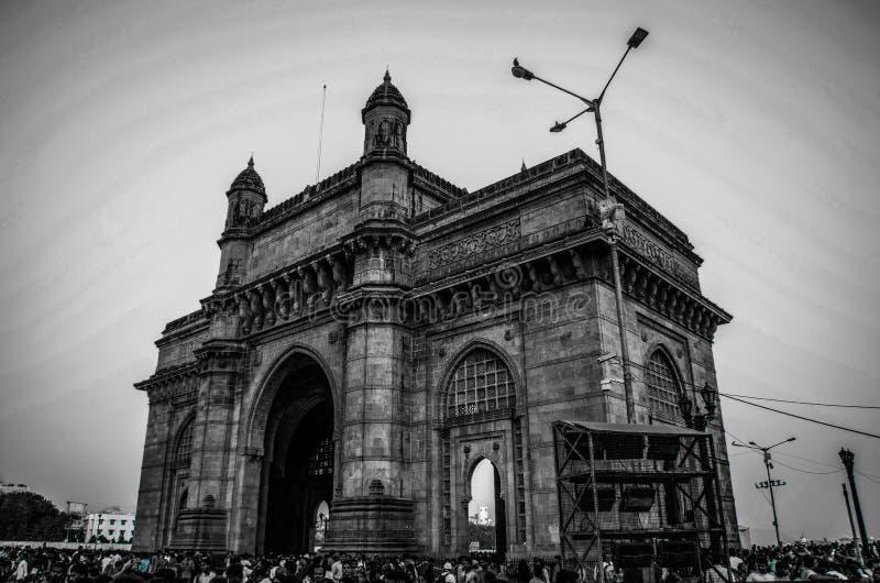 brama Bombaju indu zdjęcie royalty free