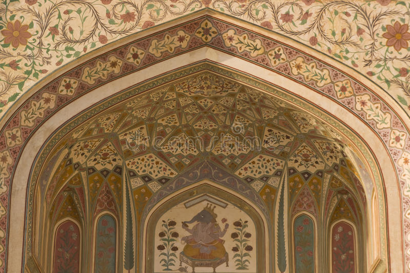 brama hindus obrazy royalty free