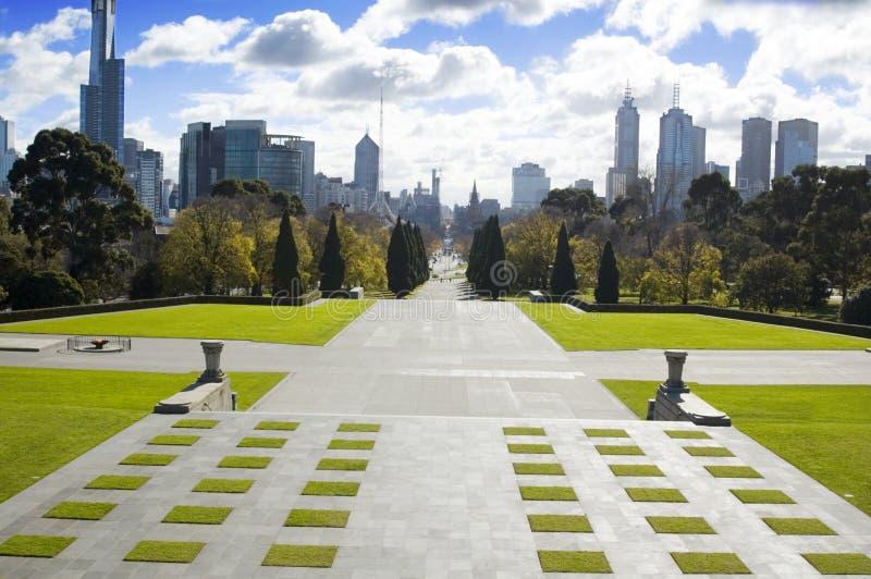brama miasta obraz royalty free