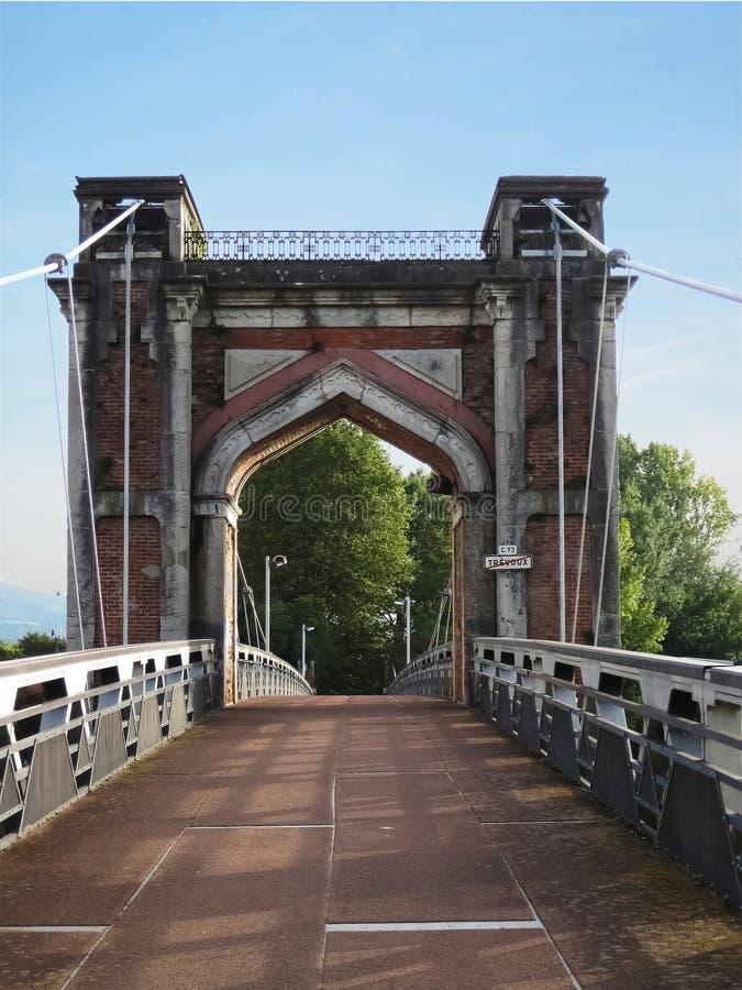 Brama od mosta zdjęcie stock
