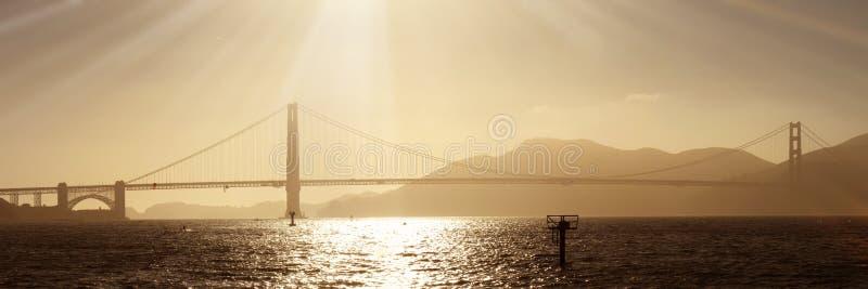 brama złota zdjęcie royalty free
