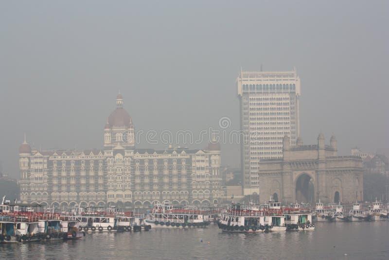 Download Bramy Hotelowych Ind Mahal Pałac Taj Obraz Stock - Obraz złożonej z bombay, hotel: 41952441