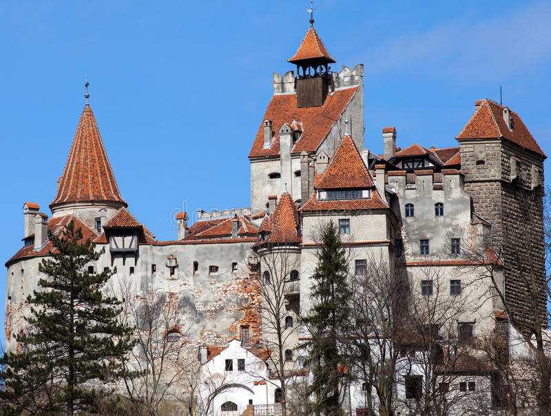 Download Bran Castle stock photo. Image of ancient, king, palace - 24324964
