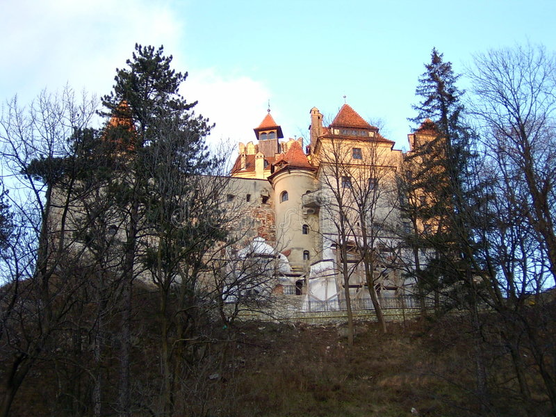 Download Bran Castle stock image. Image of knight, prince, battle - 85595
