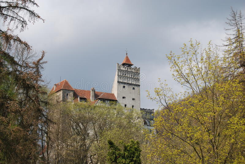 Bran Castle, landmark of Romania