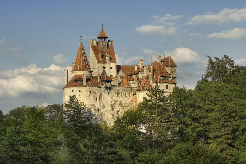 Download Bran Castle, The Residence Of The Dracula Stock Photo - Image: 13954076
