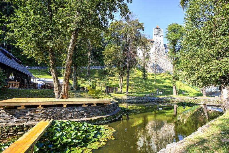 Bran Castle, Romania stock photos