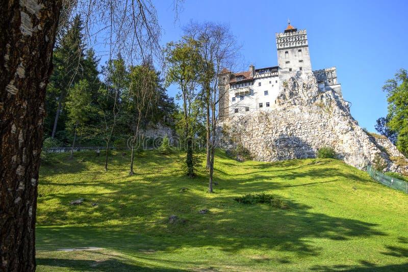 Bran Castle, Romania royalty free stock photography