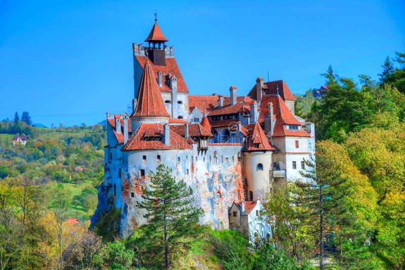 Bran Castle-Romania stock photos