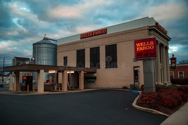 wells fargo bank headquarters