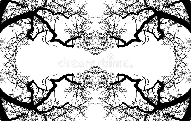 Download Branches stock vector. Image of illustration, illustrated - 4751698