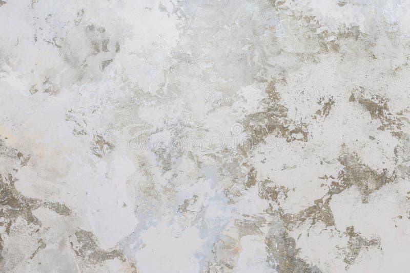 Branco e claro - fundo cinzento da textura imagens de stock royalty free