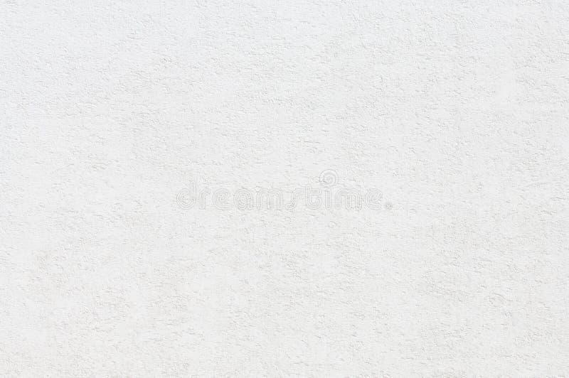 Branco homogêneo superfície emplastrada imagem de stock royalty free