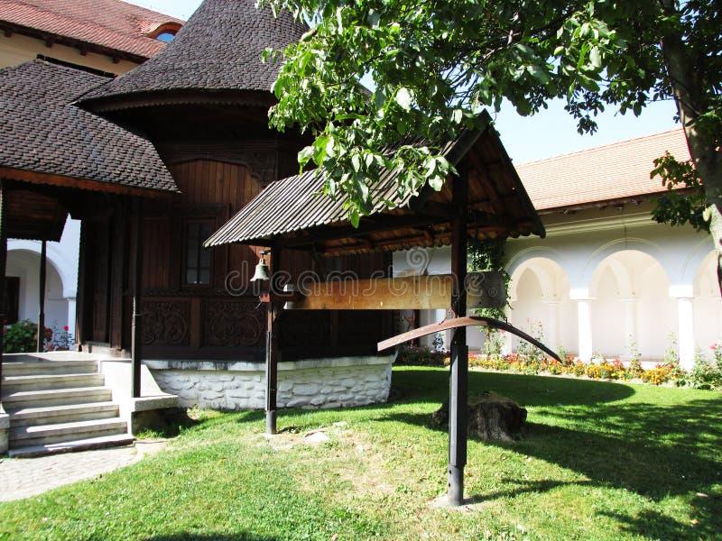 Brancoveanu修道院 库存照片