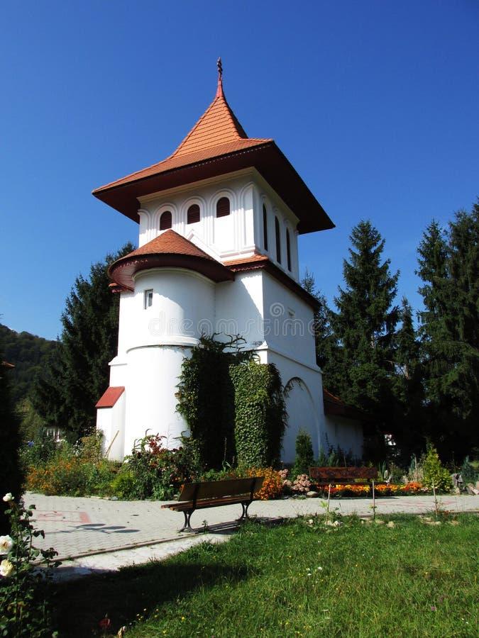 Brancoveanu kloster royaltyfri bild