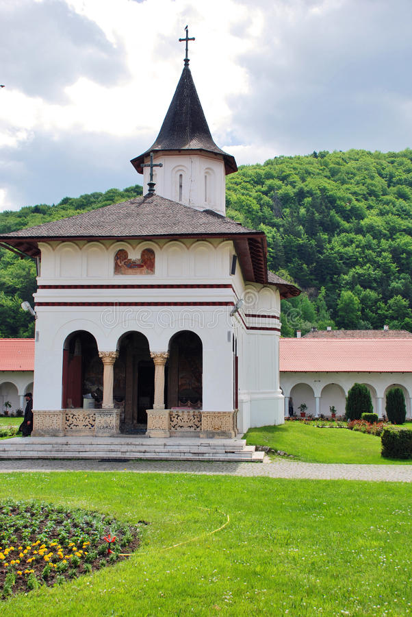 Download Brancoveanu monastry stock photo. Image of sambata, brancoveanu - 14295726