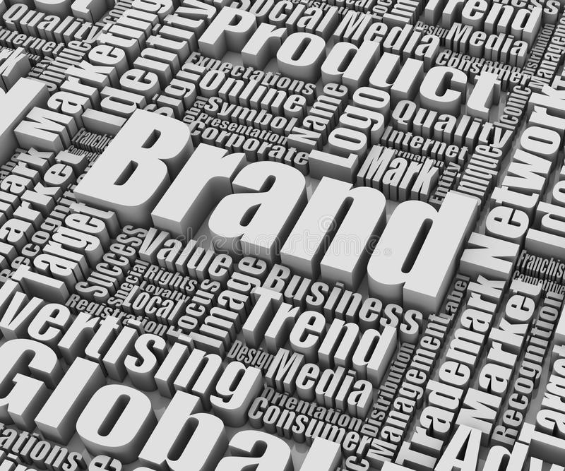 Download Brand stock illustration. Illustration of concepts, business - 15749637