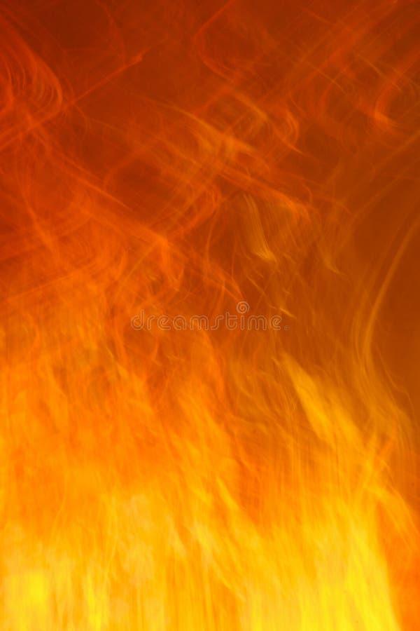 Brand achtergrond-D stock foto