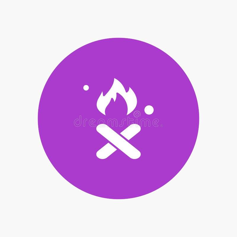 Brand, Feuer, Abfall, Verschmutzung, Rauch vektor abbildung
